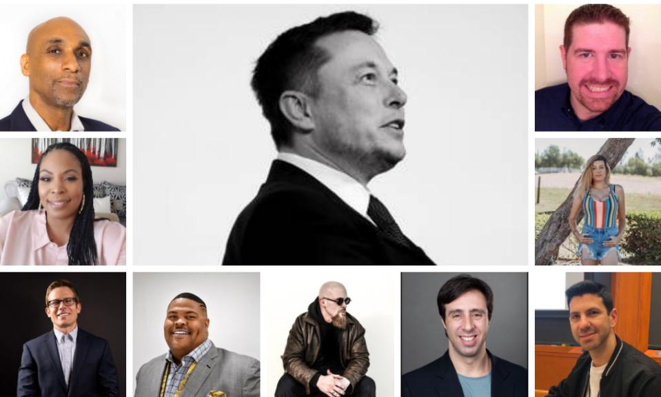 Yahoo! Finance: Top 10 Entrepreneurs of 2021