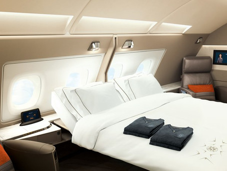 The Most Over-the-Top First-Class Airline Suites