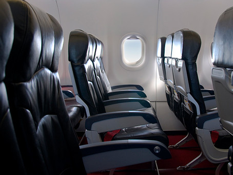 Economy, Business and First class seats: what's the difference?