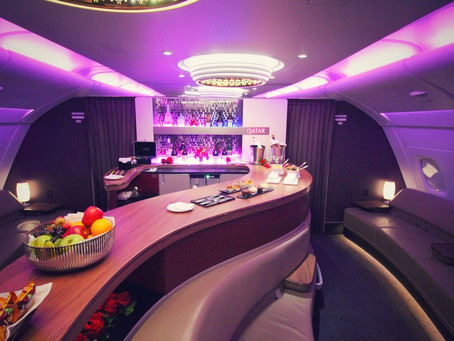 Cocktail Bars In The Sky 🍸
