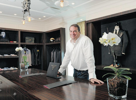 Luxury Retailer Colton's Couture Reaches for the Sky