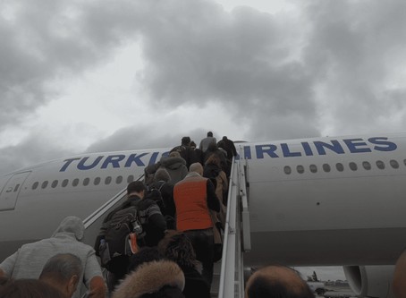 Turkish Airlines 777-300 Review