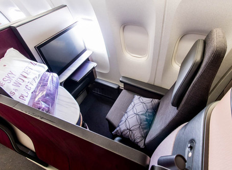 Learn About The 10 Business Class Seat Types Before You Book Your Next Trip