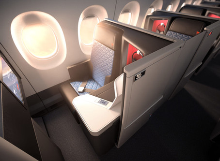 5 New Business Class Seats We Can't Wait To Try