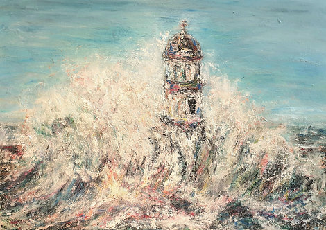 """""""Sea Change at Seaham"""" Signed, Numbered, Limited Edition Print (run of 25)"""