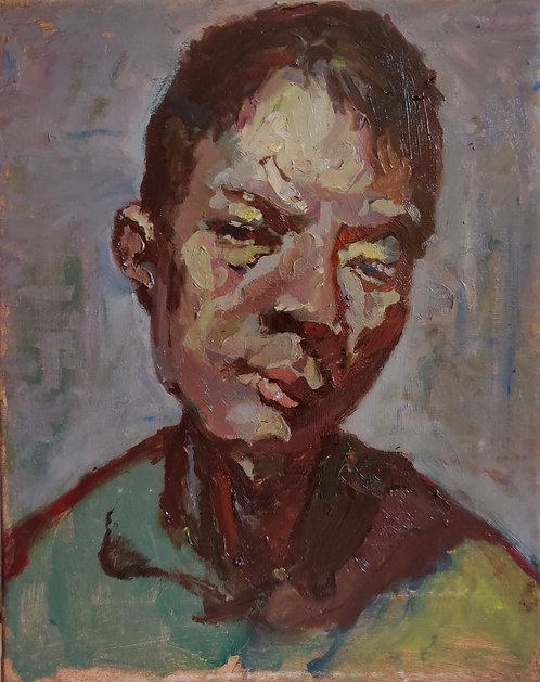 Portrait in the sun - I