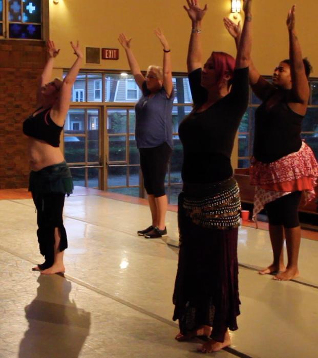 Beginning Belly Dance Aug/Sept Session