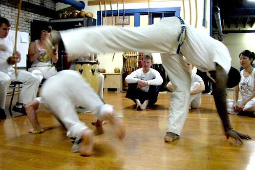 Capoeira Session