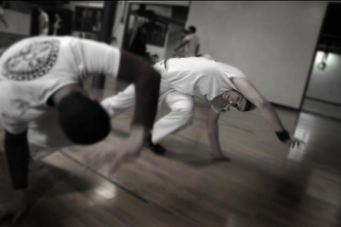 Capoeira Drop In