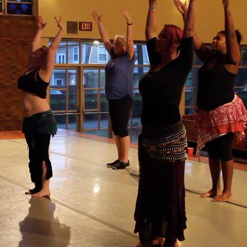 Belly Dance Session (Beginning)