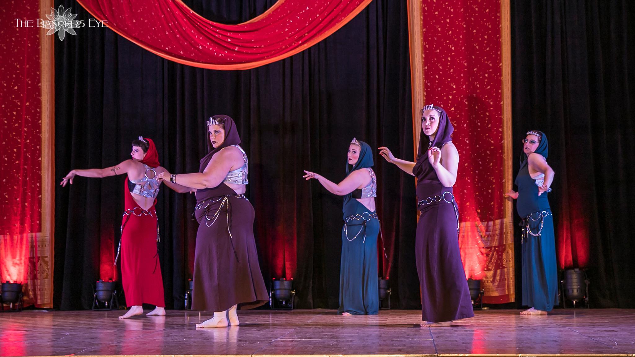 Int./Adv. Belly Dance Single Class