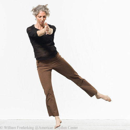 Somatic Integrative Movement w/Madeleine Reber