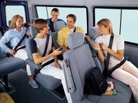 Доствка отрдников автобусами и микроавтобусами Автобус Групп