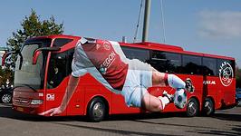 Заказ автобуса и микроавтобуса для спорцменов