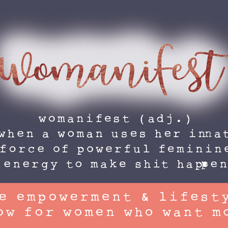 WOMANIFEST Manchester 2020