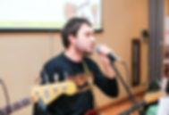 Музыкант Григорий Пекарь The Tweed