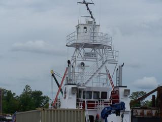 TUG BOAT TOWER - NOFOLK DREDGE