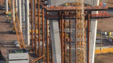 KWM - GOETHALS BRIDGE FALSEWORK