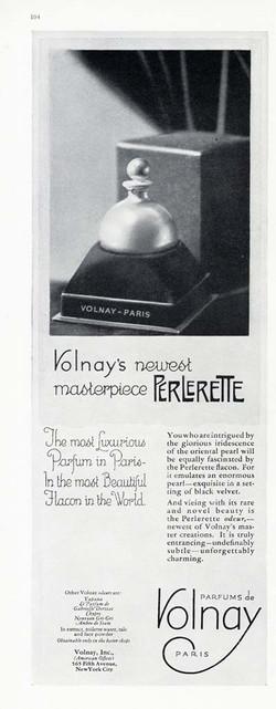 Publicité Américaine 1925