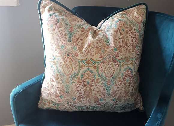 Metallic in the Dusk Cushion Cover