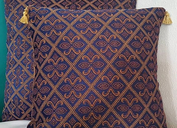Regal Woven Jacquard Cover