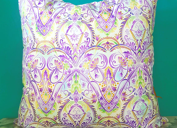 Jewels and Nature Cushion Cover