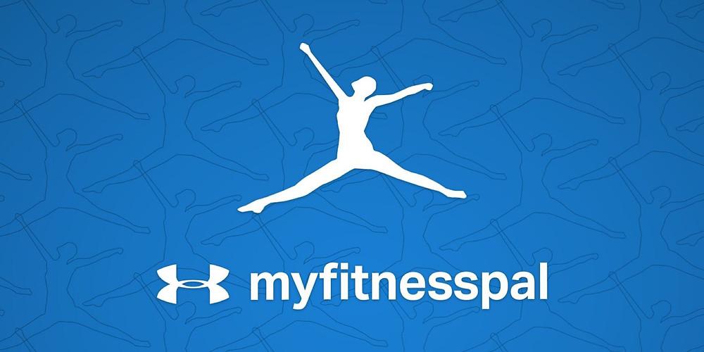 Myfitnesspal logo - Spartans Gym 24/7 Ballarat