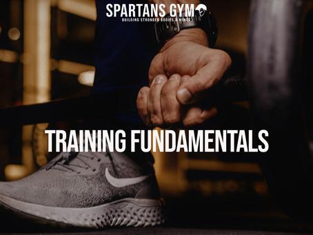 Training Fundamentals 101