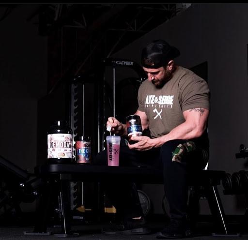 Axe & Sledge Supplements - Spartans Gym Ballarat 24/7