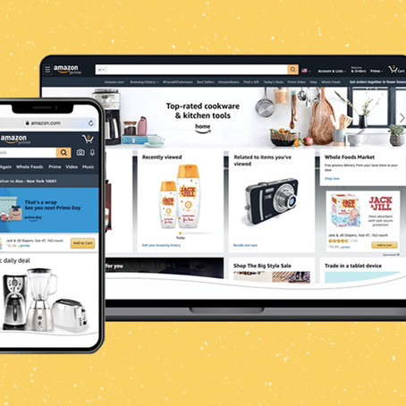 Advertising on Amazon: What is a Sponsored Display?