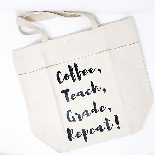 Coffee, Teach