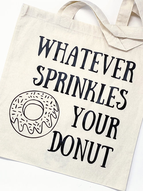 Sprinkles Your Donut