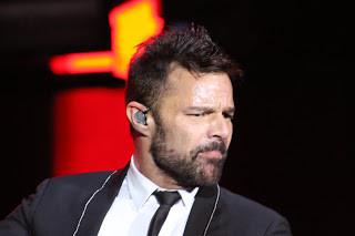 Ricky Martin at the Dubai Jazz Fest 2018