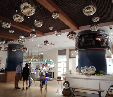 The Fish House - a new venue at Intercontinental Dubai Festival City
