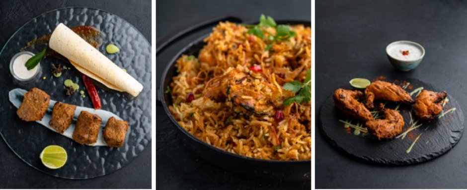 An Indian Kitchen that is bursting with flavour