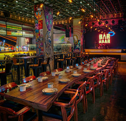 You will want to visit Bar Baar