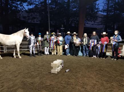Working Equitation Show Nov. 2020