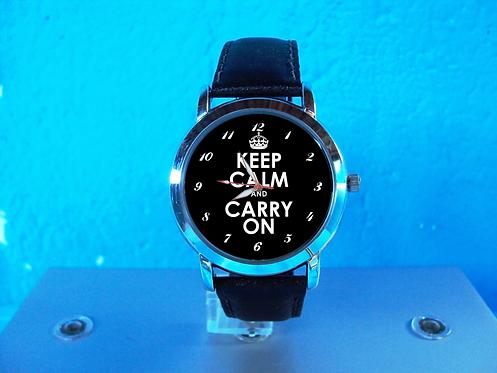 Keep Calm 3499G Preto
