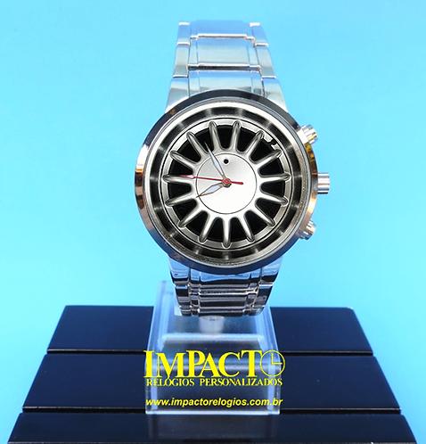 Roda Aranha prata 5521G