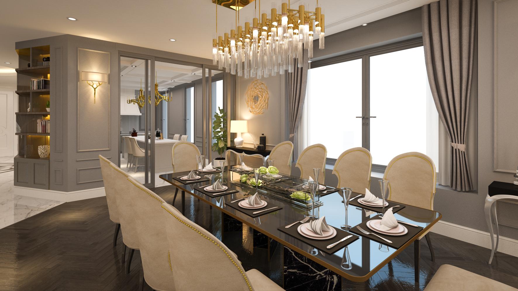 Livingroom & Dinning Room