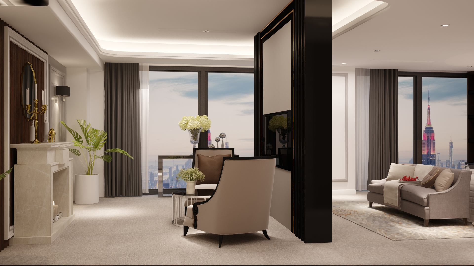 President's Bedroom