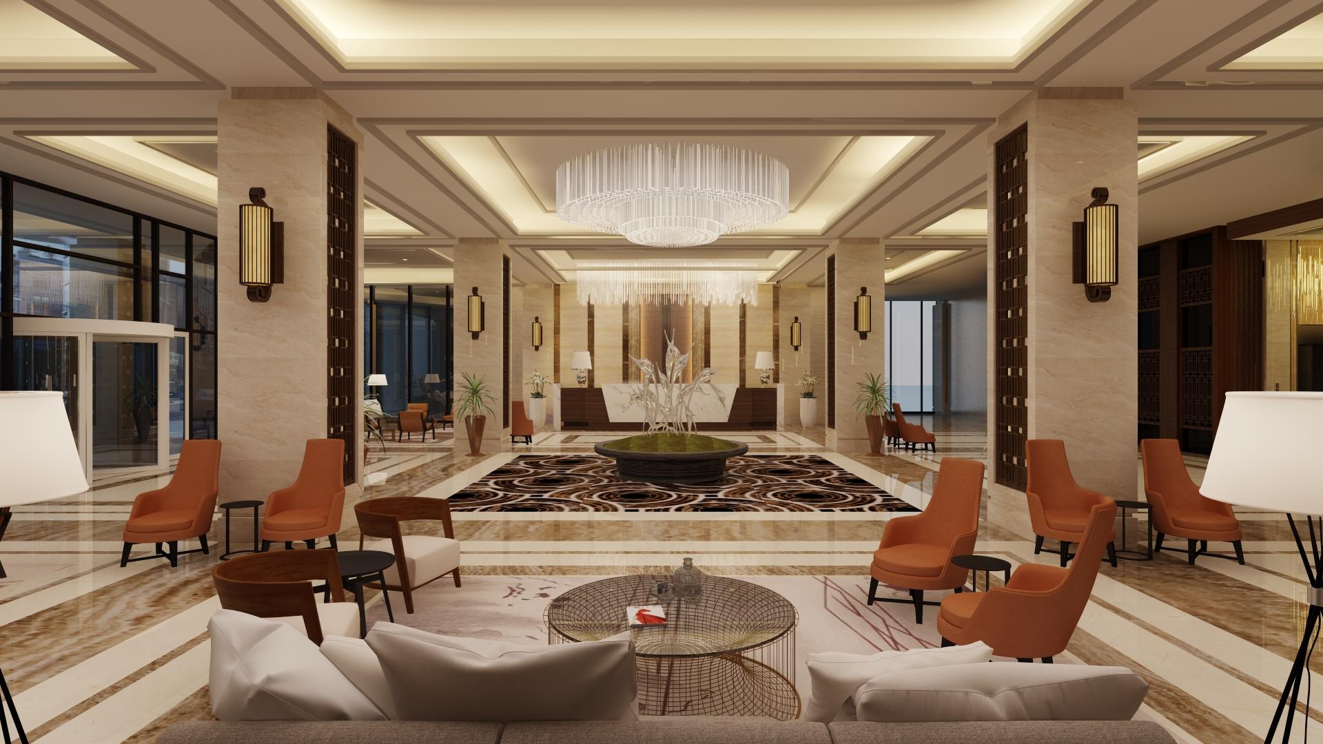 Reception & Lobby