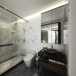 Phòng Tắm Phó Chủ Tịch