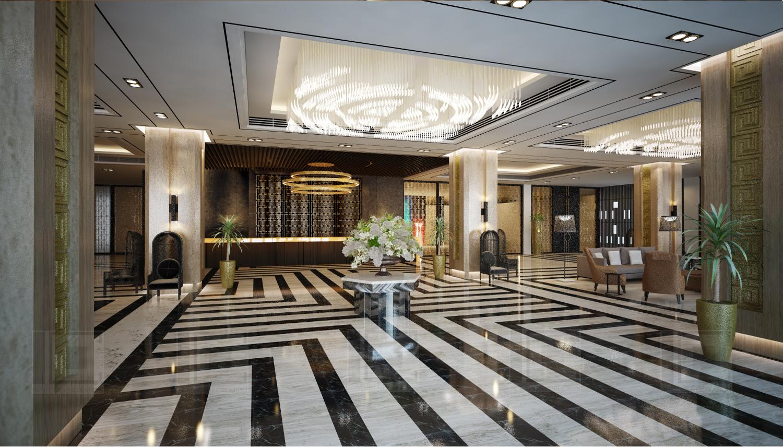 Main Lobby & Reception