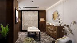 Presedent Massage Room
