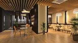 Sale & Cafe Area