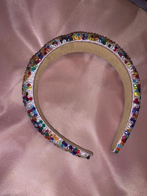 Multicolor pearl headmade
