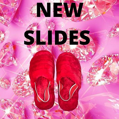 Red Fur Slides