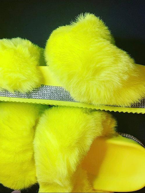Yellow Fur Slides