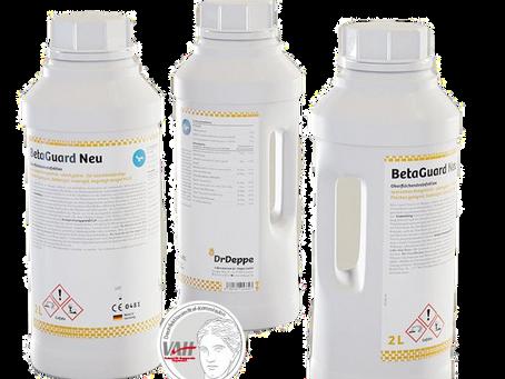 Beta guard - Die äußerst wirksame Flächendesinfektion